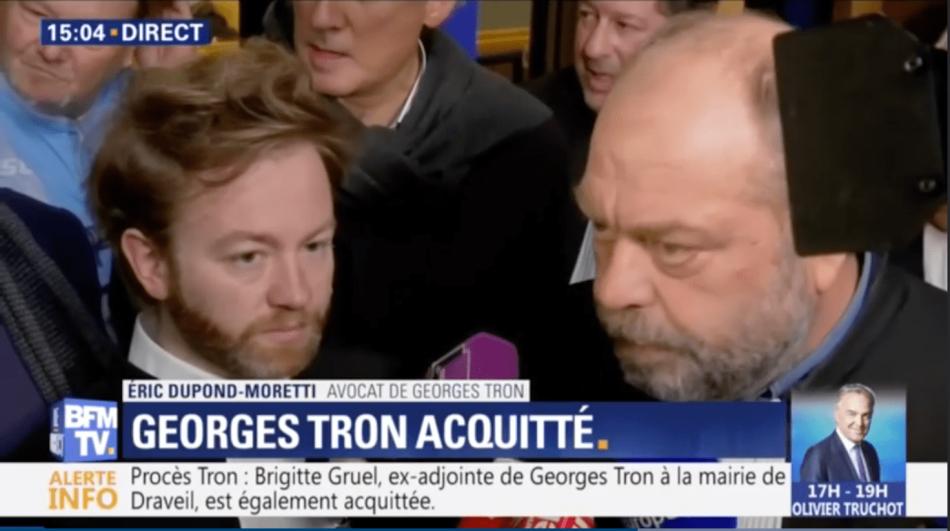 Georges Tron acquitté 3